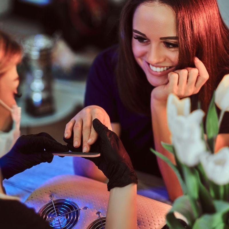Shellac Manicure Amsterdam